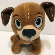 "Disney Doc McStuffins Findo Brown Puppy Dog 5""Stuffed Plush"
