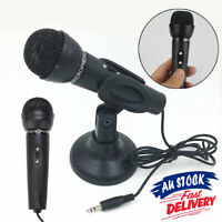 Computer Microphone Gaming MSN Skype for Laptop PC Online Desktop Mic Web Chat
