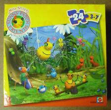 MATTEL - 2 DIFFERENT  CHILDRENS  24 PC JIG SAW PUZZLES    ZMAT-41322 J