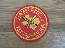TORRENT COUNTY FIRE FIGHTERS ASSN PATCH--007
