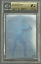 1992 Lime Rock Griffey Holograms #1  KEN GRIFFEY JR RC HOF BGS 9.5 X3 POP 1
