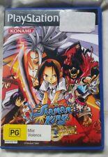 Shonen Jump's Shaman King - Power of Spirit Sony PS2 PAL Complete