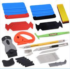Window Tint Kit Car Wrap Application Tools, Decals Vinyl Sheet Squeegee Film Kit