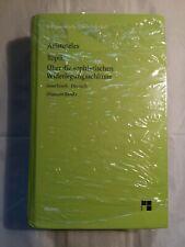 Philosophische Bibliothek Organon Band 1: Aristoteles' Topik