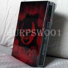 Gears of War trilogie Jumbo Steelbook Limited Collector's Edition XBOX 360 1,2,3