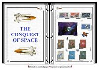 Stamps album to print   SPACE