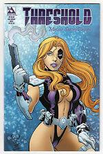Threshold Mythic Sirens Pinups NMMT Onyx Ron Adrian LTD 750 Rare Avatar Comics