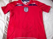 Wayne Rooney signed England shirt with COA.
