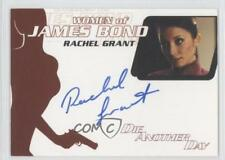 2004 #WA24 Rachel Grant as Peaceful Fountains of Desire Auto Non-Sports Card e6y