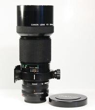 CANON FD 300mm / 1:4 IF - 4.0/300mm, newFD, mit 1 Jahr Gewährleistung