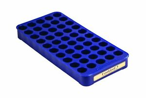 Frankford Arsenal Perfect Fit Reloading Tray for Convenient 50 Round Brass St...
