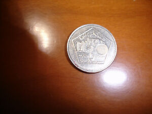 "1996 Syria ""Citadel of Aleppo"" 5 Pounds Coin KM# 123"