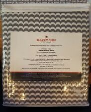 New HaPPY Chic by Jonathan Adler Twin Sheet Set FREE PRIORITY SHIPPING