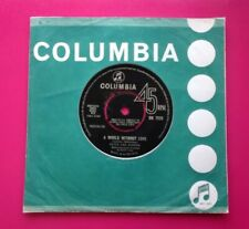 "EB428, World Without Love, Peter And Gordon, 7"" 45rpm Excellent Condition"