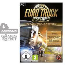 Euro Truck Simulator 2: Titanium-Edition  - offizieller Download | Steam Key