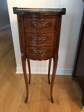 Antique Round Table Louis XV