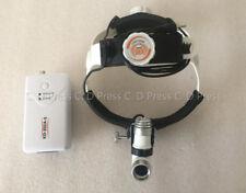 3W KD-202A-3 LED Surgical Head Light Medical Lamp Headlight AC/DC CE