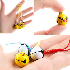 Pokemon Pikachu Figures Toy Kids Children Xmas Gift Phone Strap JINGLE BELLS New