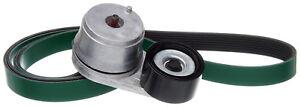 Serpentine Belt Drive Component Kit-Accessory Belt Drive Kit Gates 90K-38506HDA