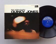 Quincy Jones & His Orchestra - The Sidewinder - JAPAN 1974 - ExVg