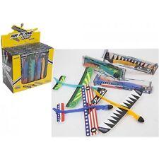 """8.5"""" Stunt Planeador con Launcher - 8.5"""" hacer su propio avión Juguete Volador Niños - 27001"""