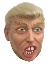Donald Trump Adult Mask With Hair
