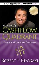 Rich Dad's Cashflow Quadrant: Guide to Financial Freedom (CD)