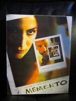 Memento Blu-Ray Steelbook [KimchiDVD] Exclusive #15 Lenticular Slip RARE Nolan