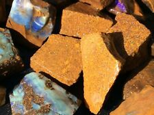 Natural Australian Rough Opal Stone Cuts Lapidary Mixed Specimen Parcel