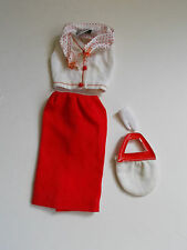 ORIGINAL VINTAGE MATTEL ORIGINAL BARBIE CRISP `N` COOL NUMBERED 1964