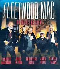 Fleetwood Mac - On With The Show 2014-2015 - World Tour T-Shirt - Medium/Black