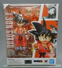 SH S.H. Figuarts Dragon Ball Gokou Goku Kid Childhood Bandai Japan NEW ***