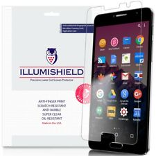 3x iLLumiShield Ultra Clear Screen Protector Cover for One Touch Flash Plus 2
