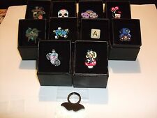 NEW One Punky Pins Ring in Box