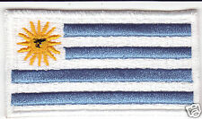 URUGUAY Flag Country Patch