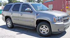 STAINLESS STEEL Fender Trim 6 Piece FTCH213 For: CHEVY TAHOE No LTZ 2007-2014