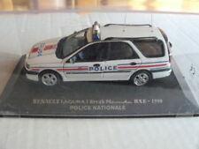 RENAULT LAGUNA I BREAK NEVADA POLICE DE 1998 au1/43ème
