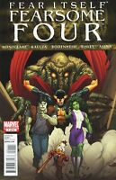 Fear Itself: Fearsome Four #1 (of 4) Comic Book - Marvel