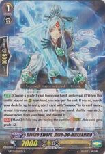 1x Cardfight!! Vanguard Divine Sword, Ame-no-Murakumo - G-BT01/028EN - R NM
