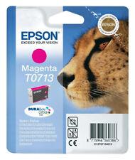 EPSON T0713 TINTE PATRONEN DX6000 DX6050 DX7000F DX7400 DX7450 DX8400 D92