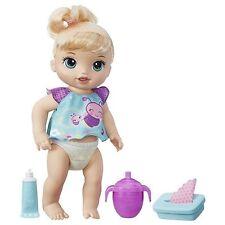 Baby Alive Twinkles N' Tinkles Blonde Doll Set