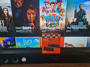 BRAND NEW Fire TV Stick with Alexa Voice Remote 2021. Endless entertainment