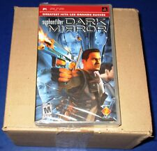 Lot of 12 (Case) Syphon Filter Dark Mirror Sony PSP *Brand New!  *Free Shipping!