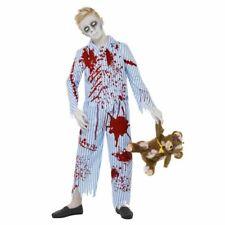 Smiffys Boys Zombie Pyjama Boy Halloween Fancy Dress Costume