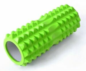 SMJ Sport Fitness Massagerolle Fazienrolle Yoga Workout Roll Muskelentspannung