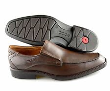 Men's ECCO 'Windsor' Brown Leather Loafers Size US 13 EUR 47