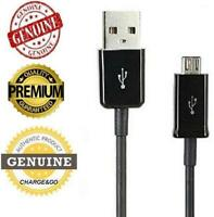 Genuine Samsung Galaxy S5 Micro USB Charger Cable  Charging Data Cable 1M Metre