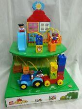 Duplo Lego Sondermodell Schaustueck Bauernhof Farm