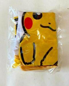 Japanese Pokemon Center - Dice Storage Pouch Collection - Pikachu Design - New