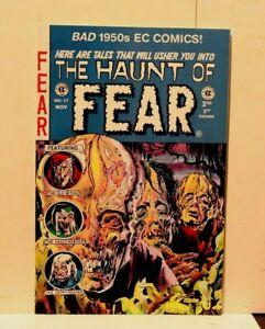 The Haunt Of Fear #17 November 1996